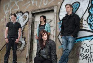 New Age Bandfoto. Foto Jasmin Hübbers